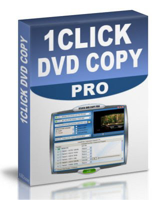 1Click DVD Copy Pro V4.1.5.0