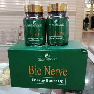 Pil ajaib bio nerve asli