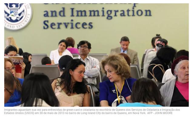 """Reforma imigratória """"avassaladora"""" de Biden dá esperança a milhares de brasileiros nos EUA"""