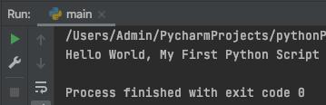 print - python