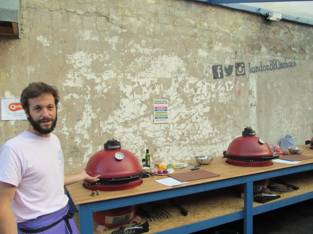 london barbecue school