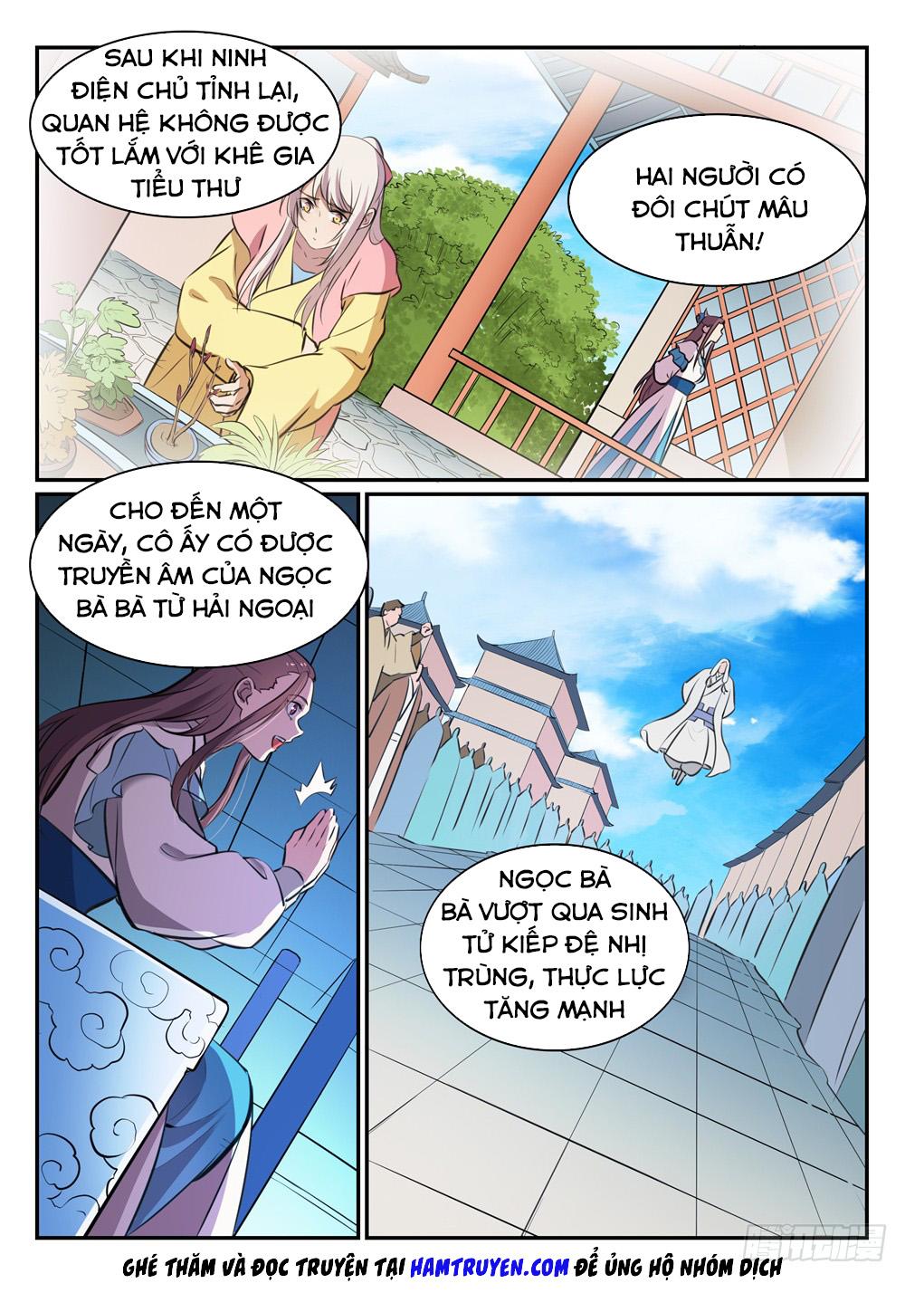 Bách Luyện Thành Thần chap 467 - Trang 3