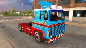 Scotlee Scania 1 skin