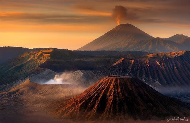 Eksotisnya Gunung Bromo - Wisata Alam di Malang yang Melegenda
