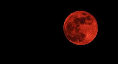 """No te puedes perder la """"superluna de sangre""""-TuParadaDigital"""