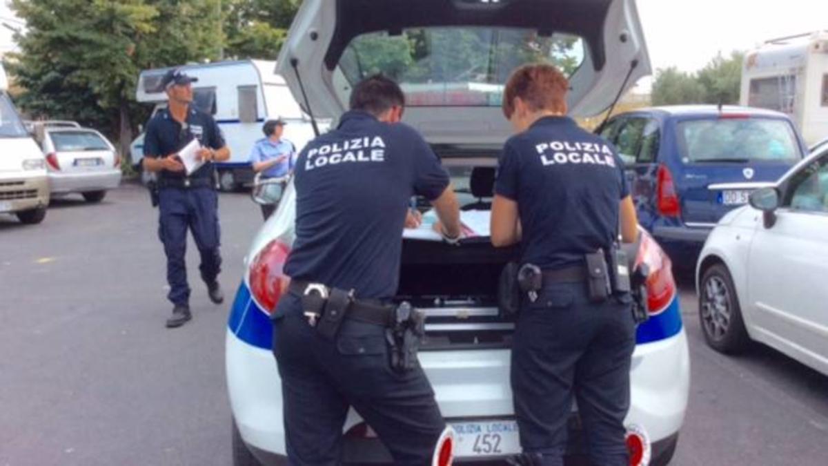 Polizia Locale, controlli anti covid