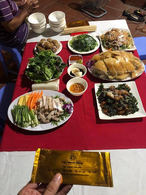Đặt cỗ liên hoan trung thu tại Hà Nội