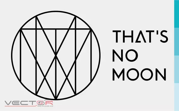 That's No Moon (2021) Logo - Download Vector File SVG (Scalable Vector Graphics)