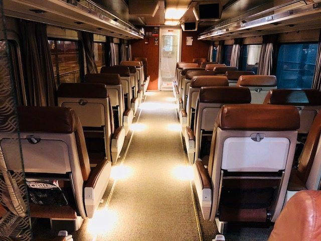 A Trick to Combine Amtrak Cash and Points For Sleeper Cars Booking