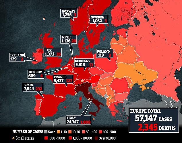 ايطاليا تتخلي عن مرضي فيروس كورونا الذين يتجاوزون 80 عاما