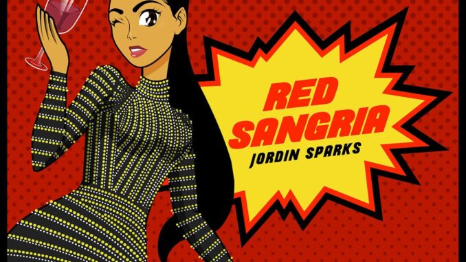 [music] JORDIN SPARKS - RED SANGRIA MP3