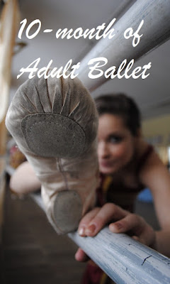 10 month of adult ballet journey