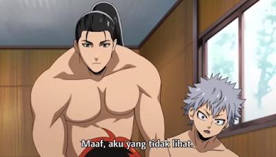 Hinomaruzumou Episode 3 Subtitle Indonesia