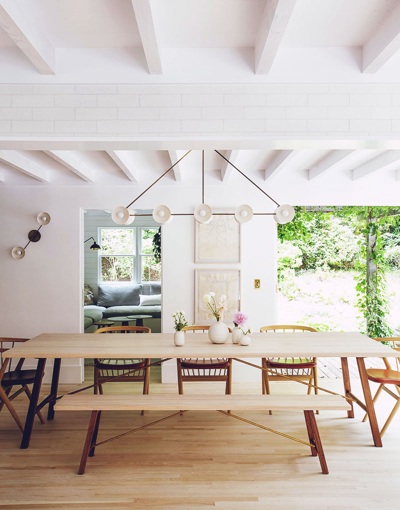 Interior Design | A Summer House in Amagansett, NY by Jessica Helgerson