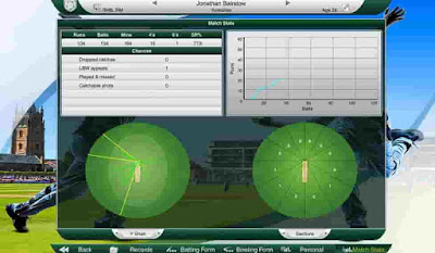 Cricket Captain 2016 Gameplay