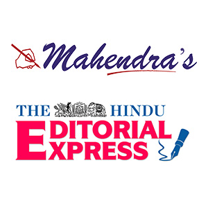 The Hindu Editorial Express- 25-07-18