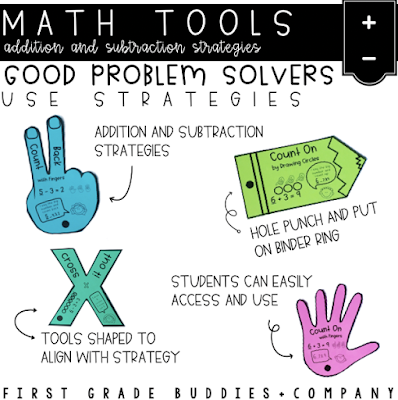 https://www.teacherspayteachers.com/Product/Math-Tools-for-Using-Addition-and-Subtraction-Strategies-4712421