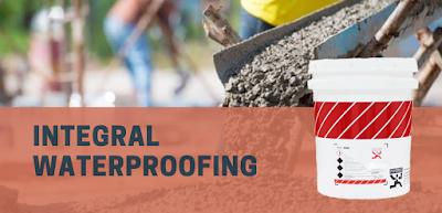 Jenis Waterproofing integral