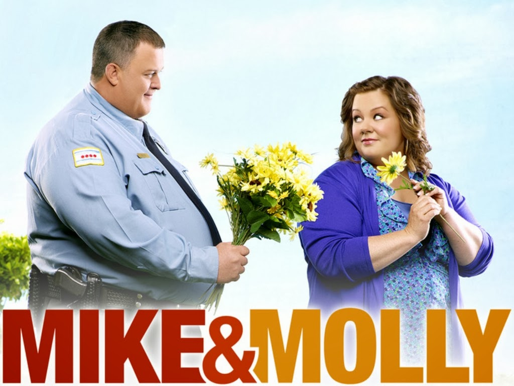 Mike & Molly 1ª Temporada Completa 720p (2010) Dublado Blu-Ray Torrent Download