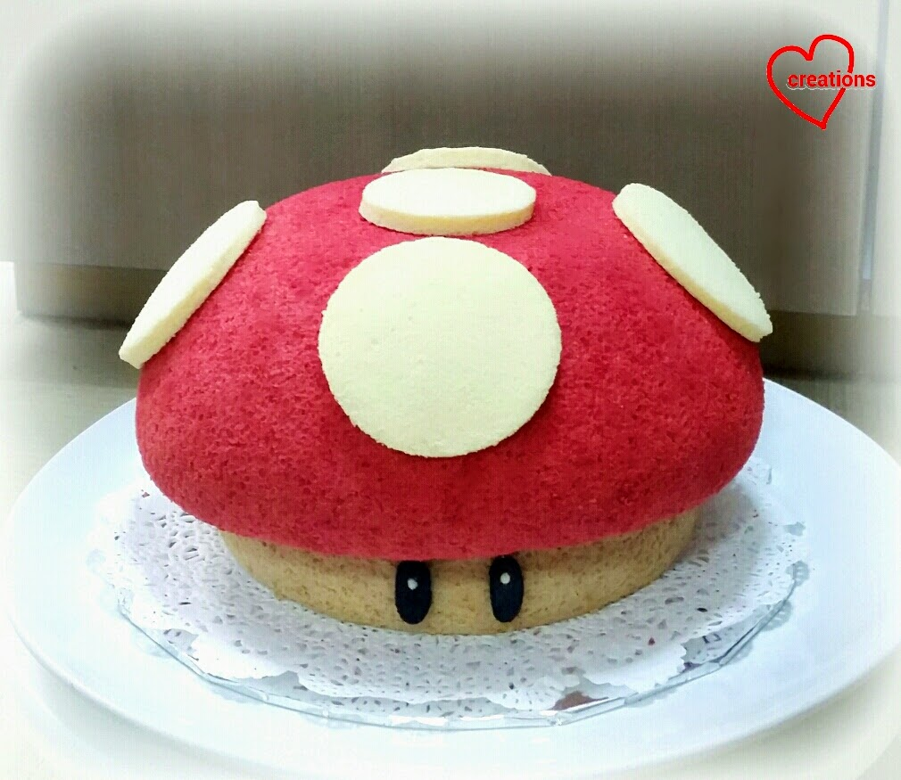 Loving Creations For You Super Mario Mushroom Neopolitan