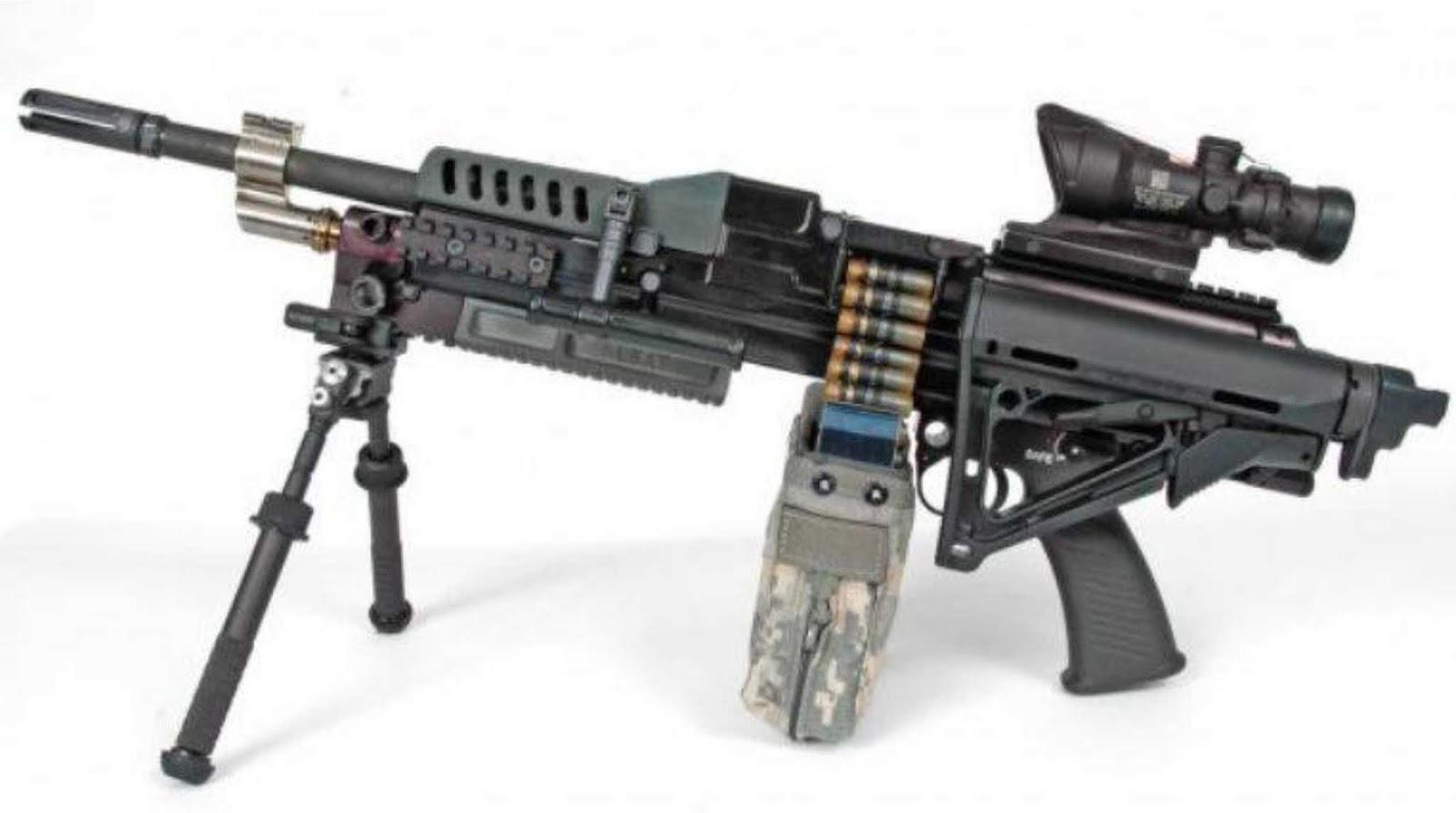 Pentagon mengumumkan tender senjata kaliber 6,8 mm