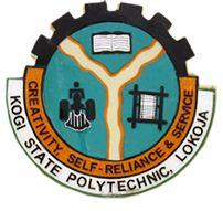 Kogi State Poly HND Admission Form for 2018/2019 Session