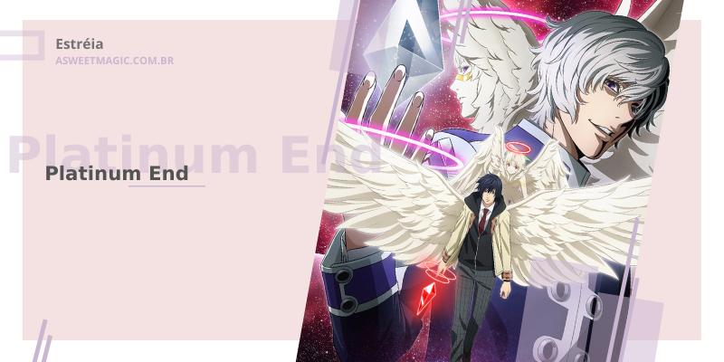 Platinun End Anime