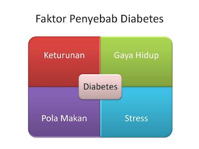 Faktor-Faktor Pemicu Penyakit Diabetes