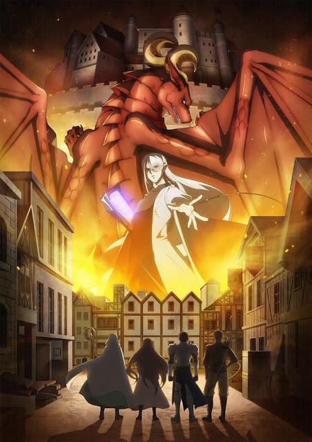 Manga: Nuevo vídeo promocional del anime Dragon, Ie o Kau