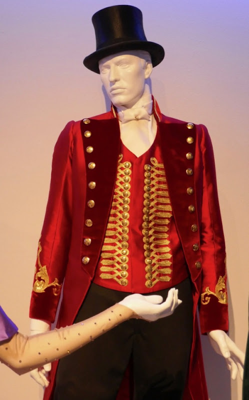 Greatest Showman PT Barnum movie costume