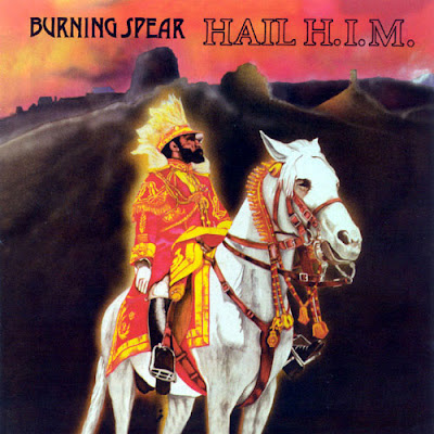BURNING SPEAR - Hail H.I.M (1980)