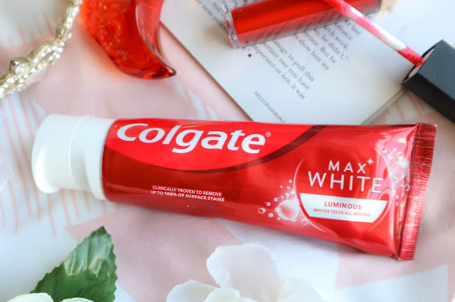 Colgate_Max_White_Luminous_Toothpaste_Review