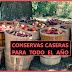 COMO HACER CONSERVAS CASERAS DE MANERA SUPER SENCILLA EN CASA
