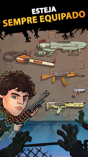 Baixar Aqui Zombieland: AFK Survival