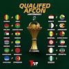 See All 23 Countries already in 2022 AFCON