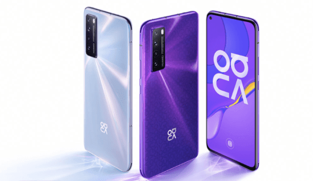 Features And Specifications Of Huawei Nova 8SE 5G Smartphone