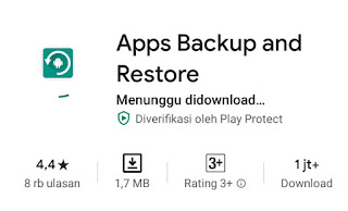 3+ Cara Backup Data Android dengan Mudah dan Cepat 4