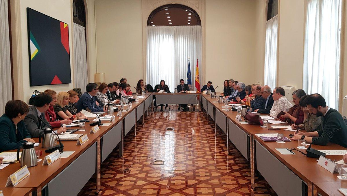 Reunión políticos