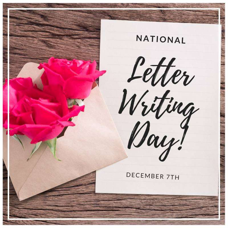National Letter Writing Day Wishes For Facebook