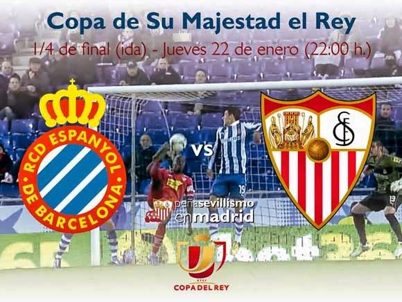 Copa del rey (Español-Sevilla)