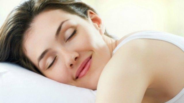 dormir bien y estar bella