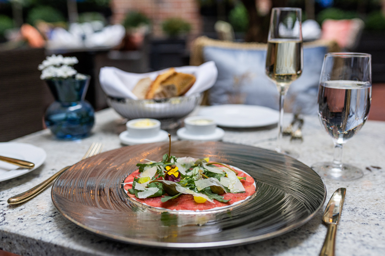 Bachleda Luxury Hotel restauracja menu