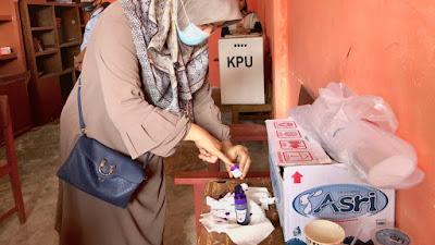 Masyarakat Padang Karambia Ikuti Pemilihan Ketua LPM Badunsanak