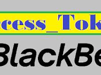 Cara Ambil Access Token BlackBerry