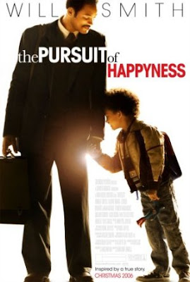 Poster The Pursuit of Happiness Biografi