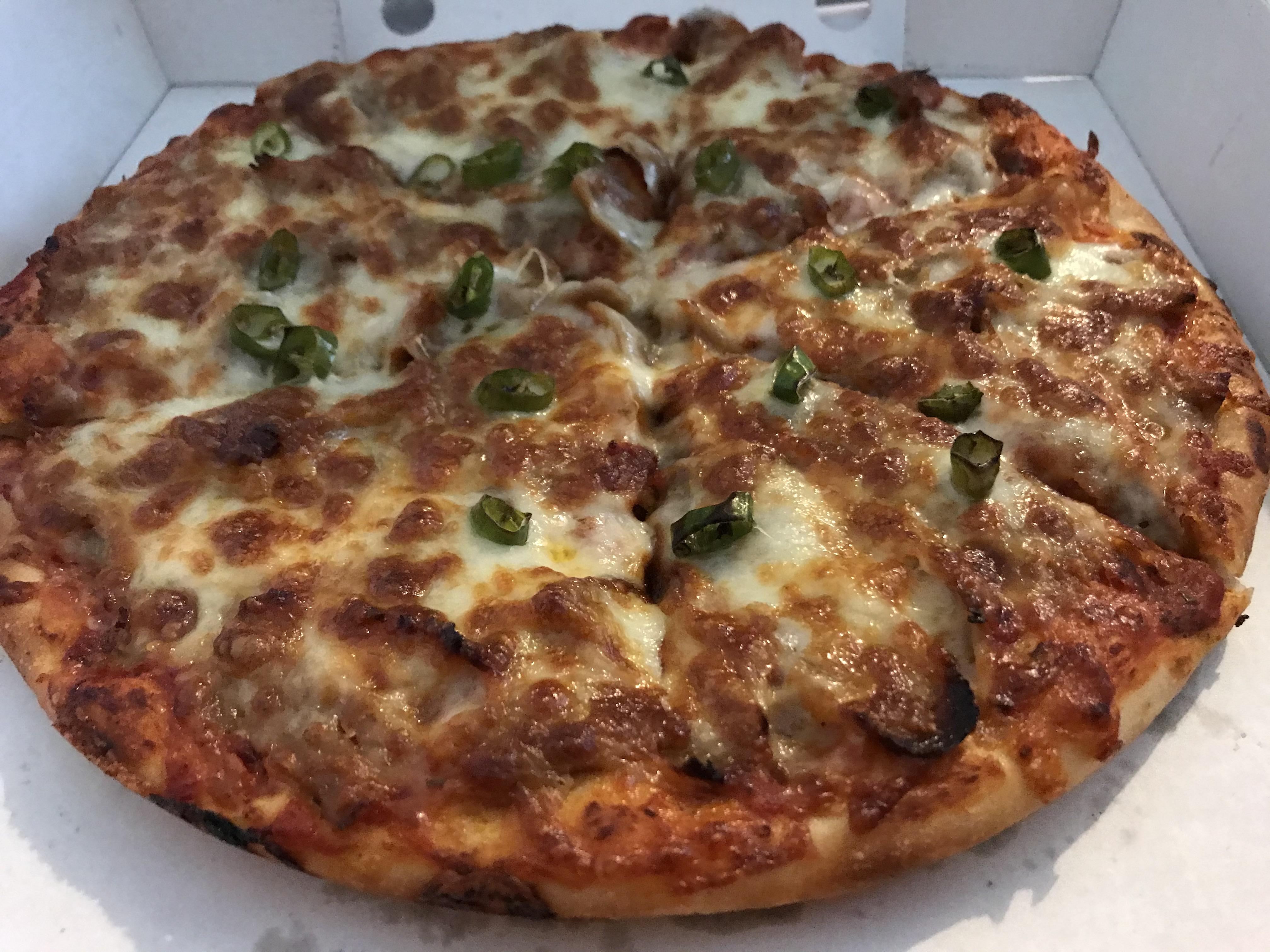 Pizza Paradise Sheffield