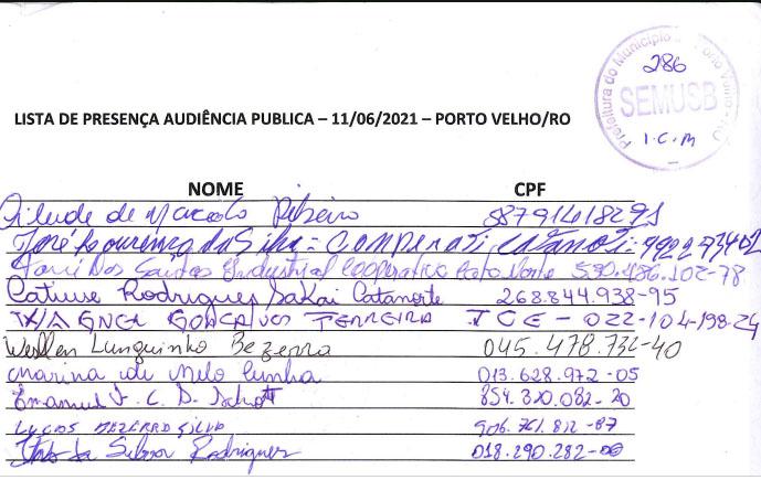 Licitação de mais de R$ 1,5 bilhão de reais em Porto Velho para coleta de lixo é alvo de questionamentos