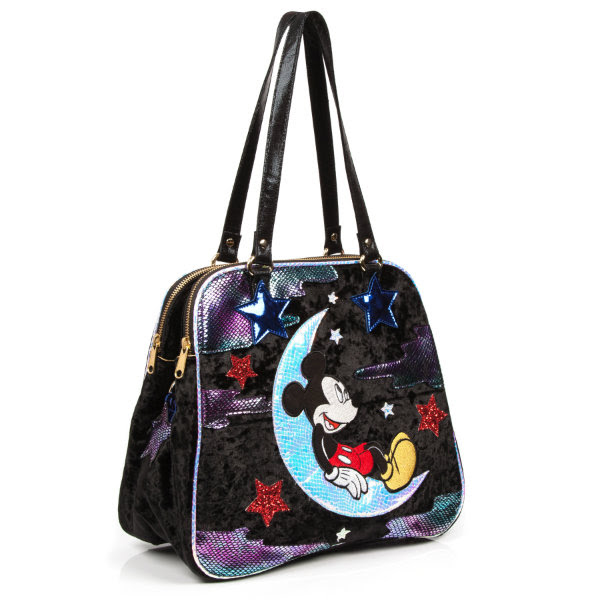 irregular choice disney mickey mouse bag