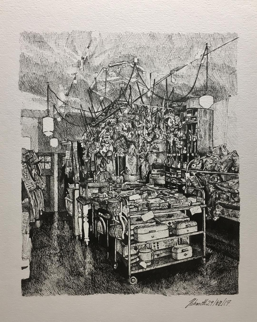 08-Gertrude-St-Fitzroy-Julia-Schmitt-Visual-Diary-Ballpoint-Pen-Urban-Sketches-www-designstack-co