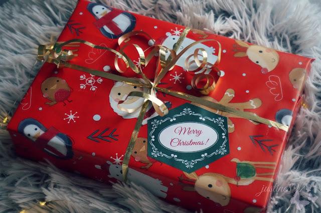 świąteczne zawieszki do prezentów do druku